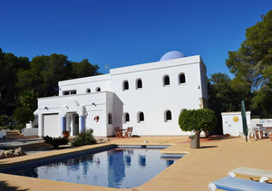 Javea Granadella 4 Bedroom Villa for Sale on Large Plot