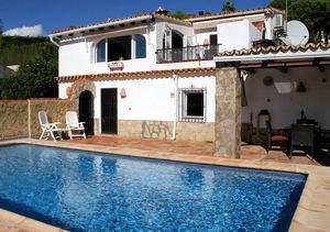 Moraira 3 Bedroom Villa for Sale