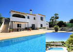 Javea Property for Sale Costa Nova with guest apartment