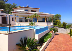 Javea El Piver 4 Bedroom Property for Sale