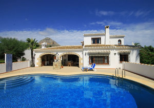 Javea Montgo Valls 4 Bedroom Finca for Sale