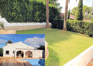 Javea Tosalet 3 Bedroom Villa for Sale