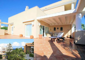 Javea 4 Bedroom Sea View Penthouse for Sale