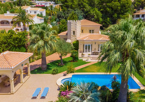 Javea Montgo 6 Bedroom Luxury Property for Sale