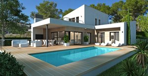 Villa for sale in Javea