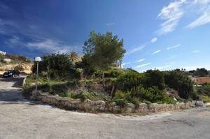 Plot for sale in Benitachell