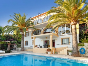 7 bedroom Villa for sale in Javea