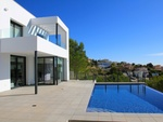 New build finished villa for sale in Javea