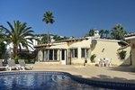3 bedroom Villa for sale in Moraira €395,000