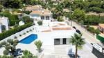 3 bedroom Villa for sale in Moraira €580,000