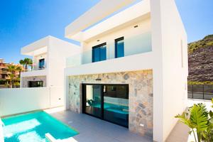 3 bedroom Villa for sale in Aguilas