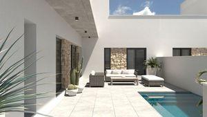 Villa 2 slaapkamers te koop in Daya Vieja