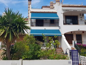 Geschakelde woning 2 slaapkamers te koop in Villamartin