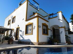 Geschakelde woning 3 slaapkamers te koop in Los Montesinos
