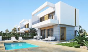3 Bedroom, 3 Bathroom Villas on Vistabella Golf Resort