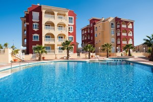 2 Bed 2 bath beautiful apartments close to the beaches of the Mar Menor