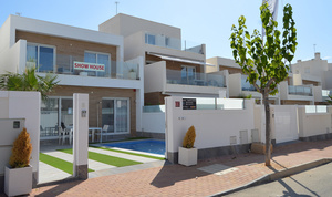 3 Bedroom Detached property with Private Pool in San Pedro del Pinatar