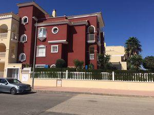2 bed 1 bath Apartment - Puerto Marina with huge Solarium