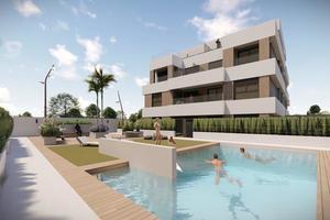 Last one  Key ready 2 bed 2 bath stunning ground floor apartment -