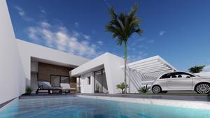 Modern Designer Villas - 3 bed 2 bath, Pool  at amazing prices