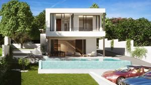 4 bed 3 bath stunning Luxury Villa