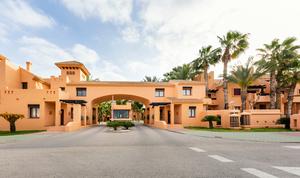 1 bedroom apartment on Nueva Ribera Beach Club, Los Narejos