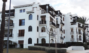 2 Bedroom Apartment overlooking the golf course at El Valle Golf Resort