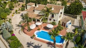 4 sovrum Villa till salu i Rafal
