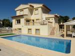 8 bedroom Villa for sale in Calpe