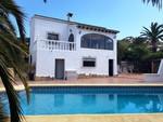 4 bedroom Villa for sale in Moraira €299,500