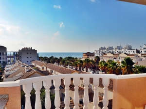Penthouse 2 Bedroom apartment in Cabo Roig, Beach Side