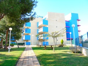 Beachside 2 bedroom apartment in Cabo Roig