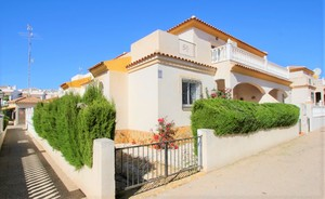 Immaculate Quad Villa in Los Dolses