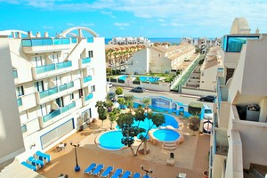 2 bedroom Penthouse Apartment for sale in Cabo Roig