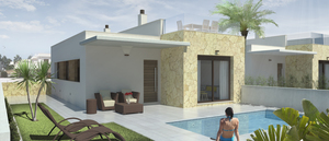 2 bedroom Villa for sale in Rojales