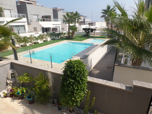 Well located, modern 2 Bedroom apartment in Punta Prima