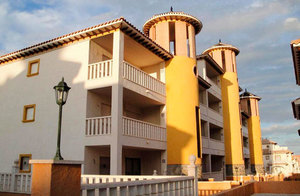 2 bedroom Appartement te koop in Cabo Roig