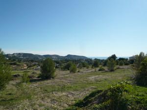 Plot for sale in Moraira