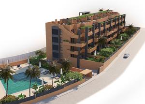 2 sovrum Lägenhet  till salu i Villamartin