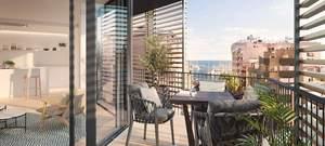 2 sovrum Lägenhet  till salu i Palma