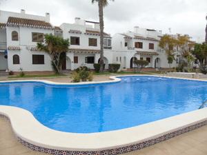 2 soverom Rekkehus til salgs i Cabo Roig