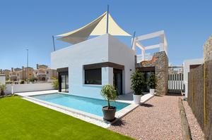 2 bedroom Villa te koop in Algorfa