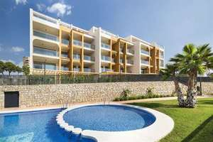 2 bedroom Apartment for sale in Villajoyosa
